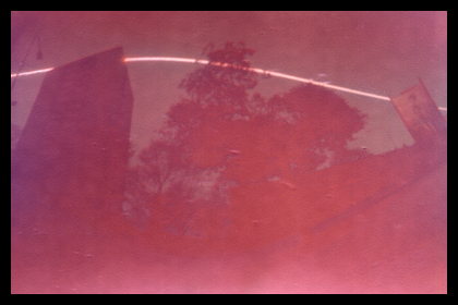 Solargraph 3, taken with a film canister camera